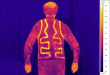 heated clothing wikipedia rh en wikipedia org gerbing heated jacket wiring Women's Heated Jacket