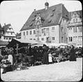 Heilbronn Marktplatz und Rathaus 1908 Sigurd Curman 1.jpg