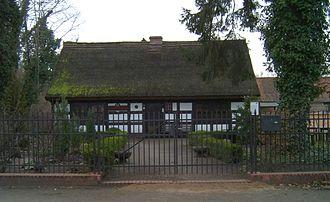 Schöneiche - Image: Heimathaus Schöneiche 01
