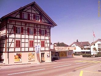 Neuenkirch - Image: Hellbühl (Neuenkirch) Faktrabdomo 078