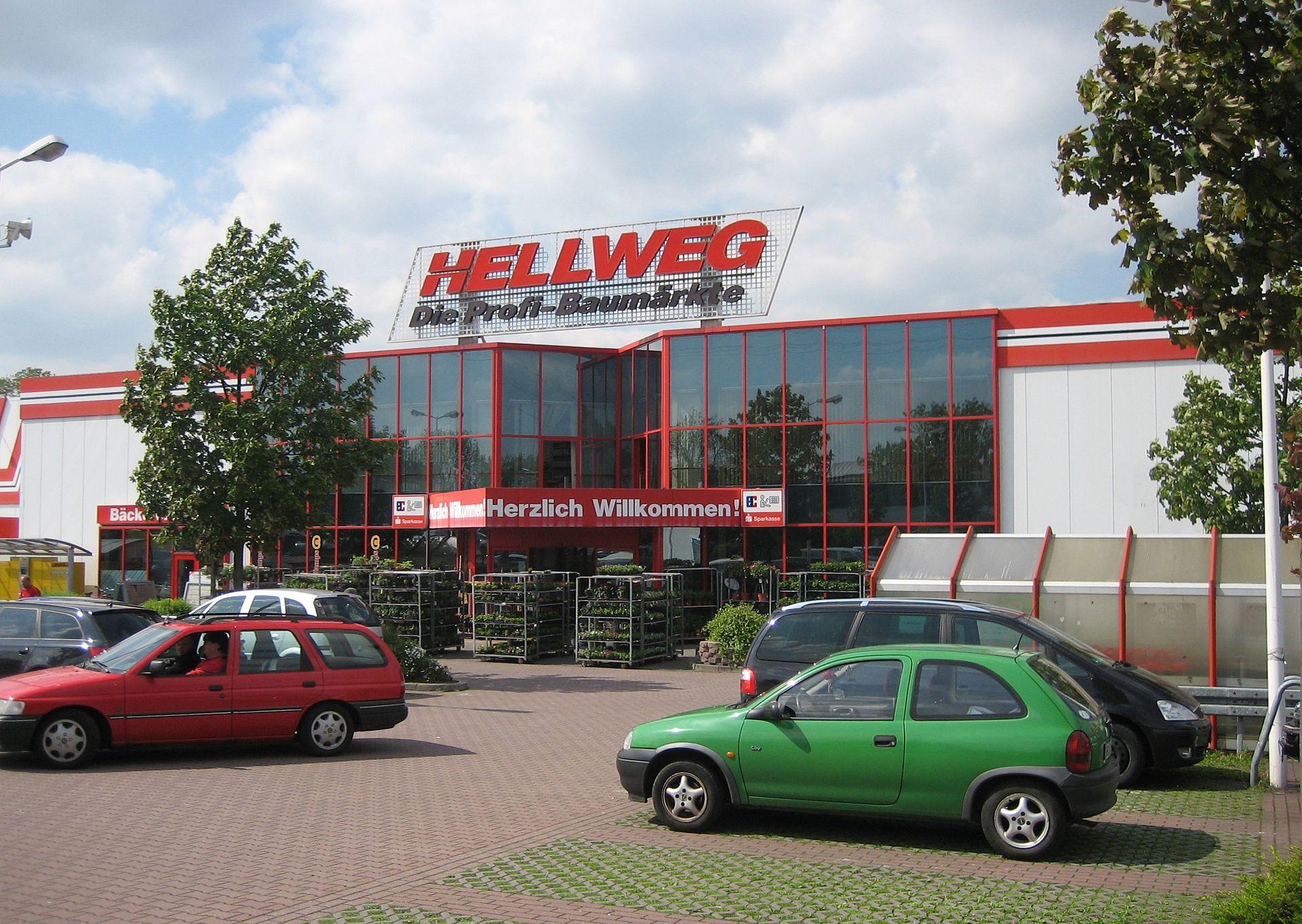 Hellweg Baumarkt Wikipedia