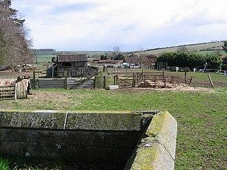 Helperthorpe - Image: Helperthorpe, North Yorkshire