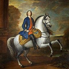 Henry II Hoare (1705-1785) on Horseback