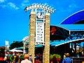 Henry W. Maier Festival Park Clock Tower - panoramio.jpg