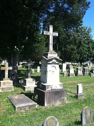 Henry C. Lay - Lay's memorial