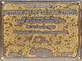 Heritage House Cultural Centre, opening plaque.jpg