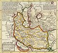 Herman Moll. Persia, Caspian Sea, part of Independent Tartary. 1736.A.jpg