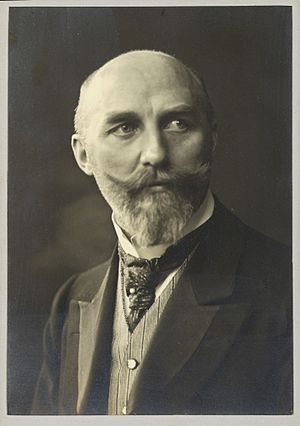 Hermann Jansen - Hermann Jansen in March 1910