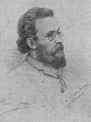 Hermann Zumpe - Hermann Zumpe (1886), by Christian Wilhelm Allers