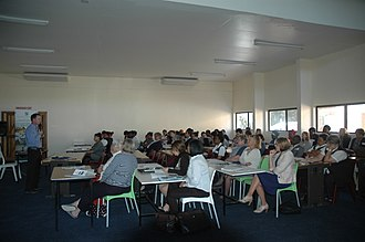 Hermanus - A great turn out for the first Hermanus CPF