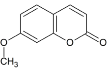 Chemical structure of herniarin