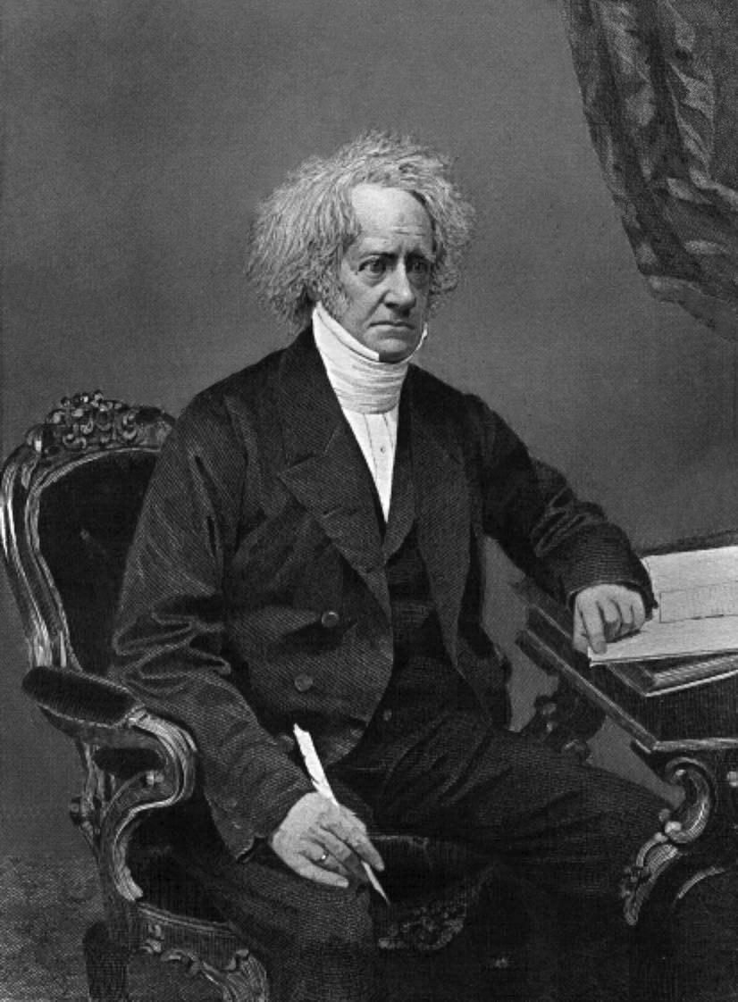 Herschel sitzend