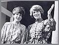Het defilé ter gelegenheid van de 68ste verjaardag van Koningin Juliana op palei, Bestanddeelnr 006-0016.jpg