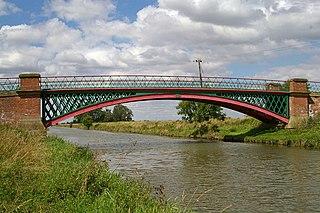 Hibaldstow Bridge grade II listed bridge in the United kingdom