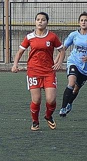 Hilal Başkol Turkish womens footballer