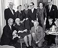 Hilda Ridderstedt 85th birthday group 1967.jpg