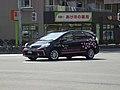 Hinomaru Kotsu Tokyo Bay 6705 NADESHICO Taxi Prius Alpha.jpg