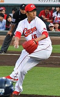 Hiroki Kuroda baseball player