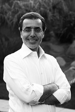 Philanthropreneur - Amr Al-Dabbagh, Saudi philanthropreneur, businessman, former government minister, and founder of the Stars Foundation
