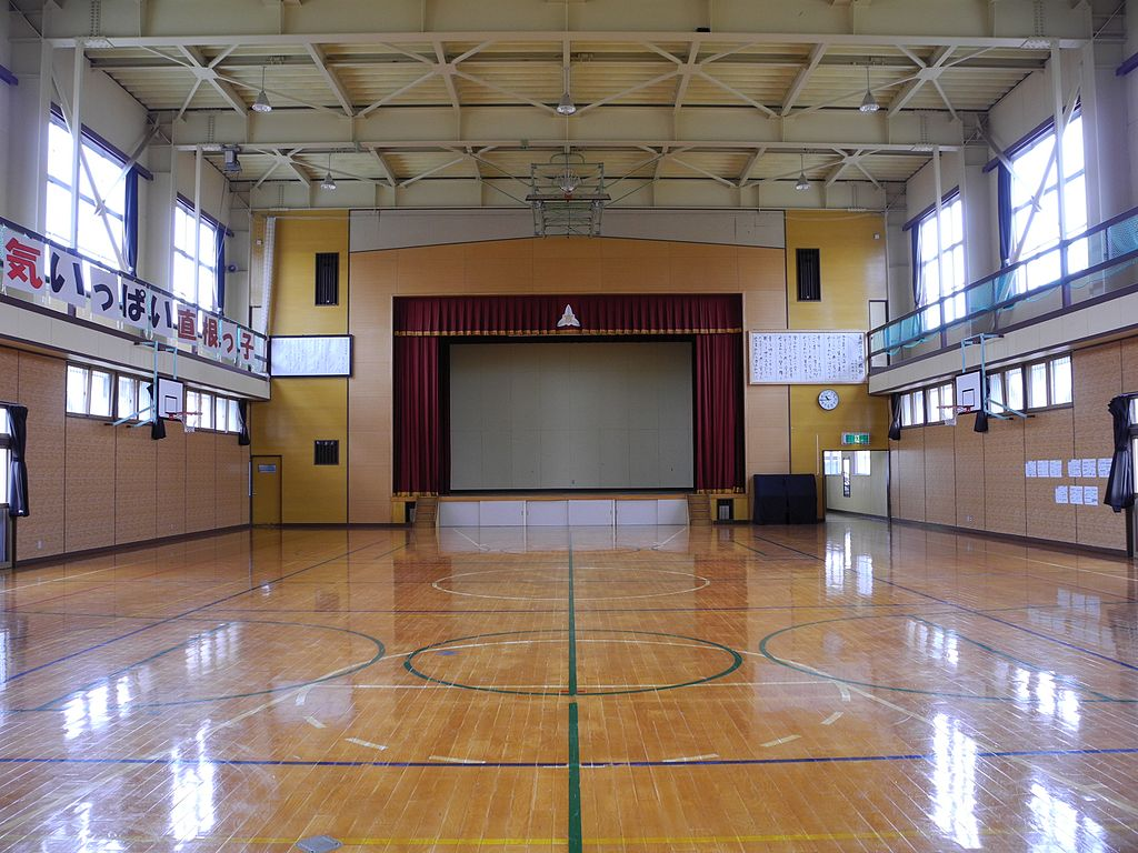 Elementary School Stage Design
