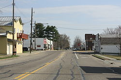 Hixton Wisconsin Downtown Looking NE WIS95.jpg