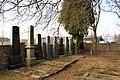 Hlinsko, Jewish cemetery, west wall.jpg