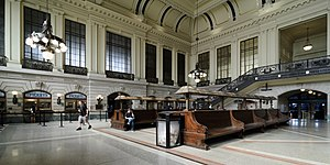 Kenneth MacKenzie Murchison - Image: Hoboken Terminal May 2015 002
