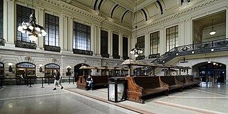 Kenneth MacKenzie Murchison - Image: Hoboken Terminal May 2015 002
