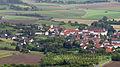 Hofheim i UFr - Schwedenschanze Aussichtsturm - Eichelsdorf v N.JPG