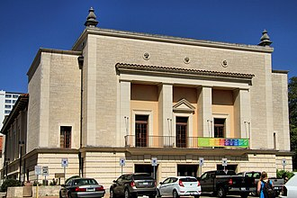 University of Texas Performing Arts Center - Hogg Memorial Auditorium