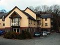 Holiday apartments, Woodford Bridge Country Club - geograph.org.uk - 239484.jpg
