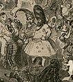 Homme en jupe - Détail d'un bal masqué à l'Opéra - Gustave Doré 1856.jpeg