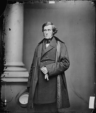 Daniel Clark (New Hampshire politician) - Daniel Clark, photograph by Mathew Brady