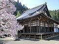 Honzenji (Iigai) main hall 2.JPG
