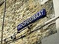 Hoofdstraat nameplate, Corsham - geograph.org.uk - 1944811.jpg