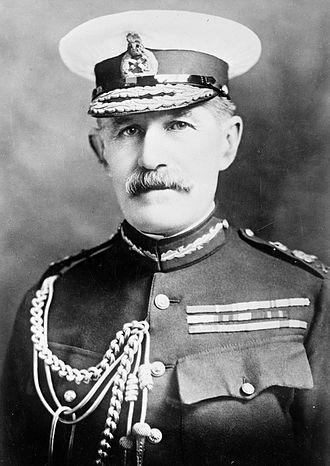 Horace Smith-Dorrien - General Sir Horace Lockwood Smith-Dorrien