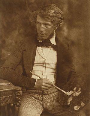 Horatio McCulloch - Image: Horatio Mc Culloch by Hill & Adamson