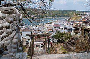Hyūga, Miyazaki - Hososhima Port