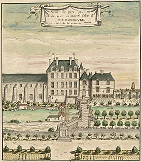 Image illustrative de l'article Abbaye de Bourgueil