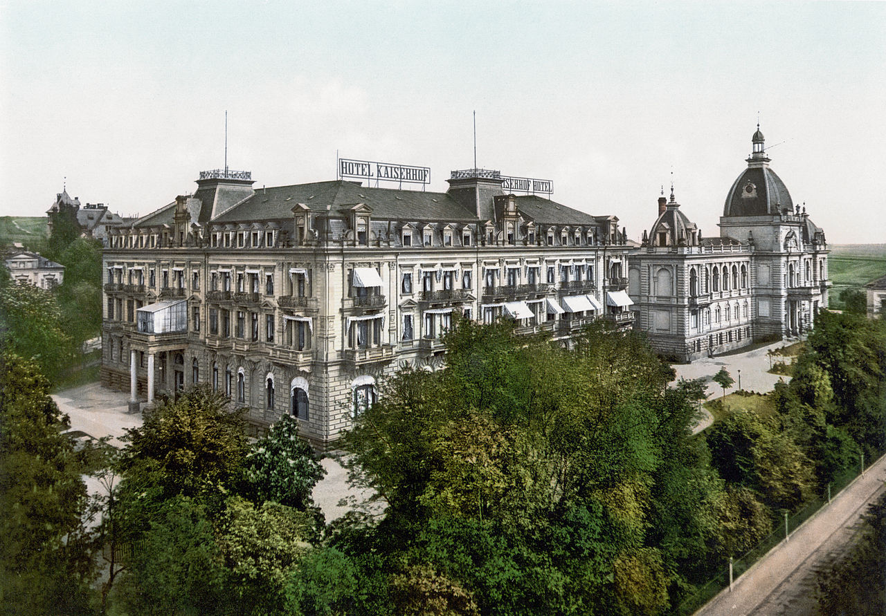 Hotel Kaiserhof Victoria Bad Kissingen Pravention
