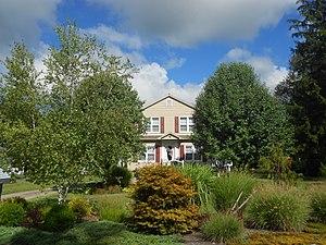 Bald Eagle, Pennsylvania - Image: House in Bald Eagle, PA