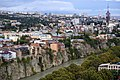 Houses and Buildings in Tbilisi - city View - Georgia Travel And Tourism 13.jpg