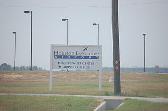 Waller County, Texas - Houston Executive Airport
