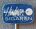 Hudson sigaren reclamespeldje blauw.JPG