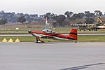 Hughes OHS & Risk Management (VH-OHS) Van's RV-7 taxiing at Wagga Wagga Airport.jpg