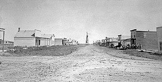 Hugoton, Kansas - Hugoton, 1891