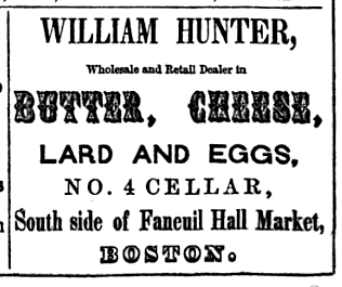 Hunter Faneuil BostonDirectory1849