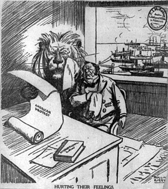 American entry into World War I   Military Wiki   FANDOM