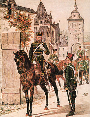 10th (Magdeburg) Hussars - Prussian Hussars of the 10th Regiment
