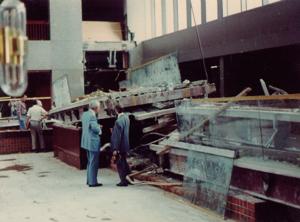 Hyatt Regency walkway collapse - Aftermath of the walkway collapse